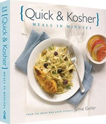 Quick and Kosher: Meals in Minutes