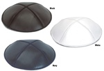 Bulk Leather Kippot - No Imprinting