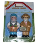 Fishel the Farmer and Mr. Koplovsky the Shabbos Guest Mitzvah Kinder Characters
