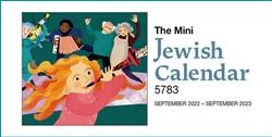 Mini Jewish Calendar 5780 / 2019-20 - 4 Pack - alljudaica com
